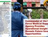 Commander of the U.S. Air Force Medical Support Agency Provides Operational Insight and Reveals Future Investment Opportunities