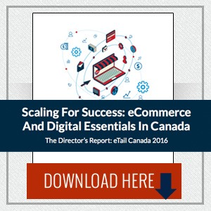 eTail Canada Director's Report