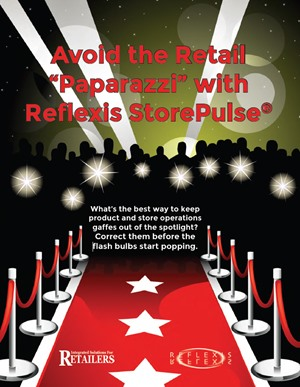 Avoid the Retail Paparazzi with Reflexis StorePulse