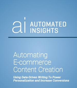 Automating E-Commerce Content Creation