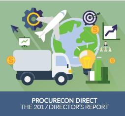 ProcureCon Direct 2017 Director's Report