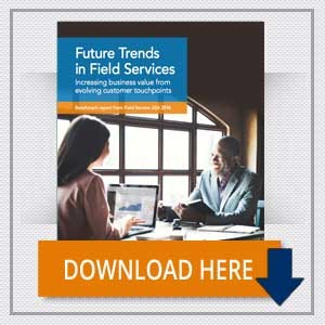 Future Trends in Field Services Benchmark Report
