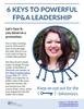 Six Keys to Powerful FP&A Leadership