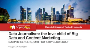 Data Journalism: The love child of Big Data and Content Marketing