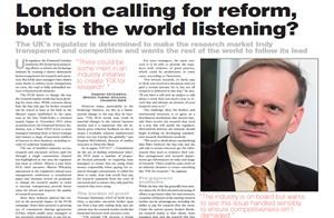London calling for reform, but is the world listening?