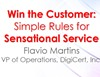 Win the Customer: Simple Rules for Sensational Service