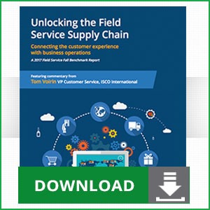 Unlocking the Field Service Supply Chain