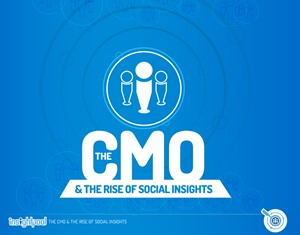 The CMO & The Rise of Social Insights
