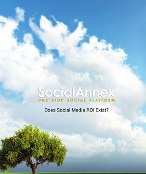 Does Social Media ROI Exist?