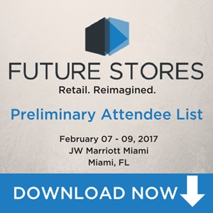 Future Stores East 2017 Attendee List