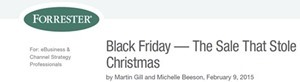 Black Friday — The Sale That Stole Christmas
