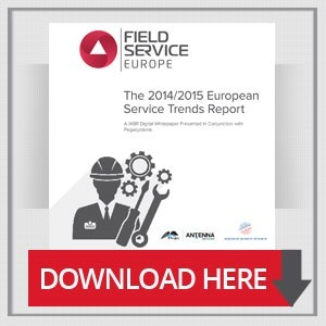 European Service Trends Report