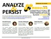 Analyze & Persist: Speaker Perspectives