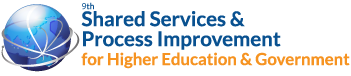 9th Shared Services & Process Improvement for Higher Education & Government