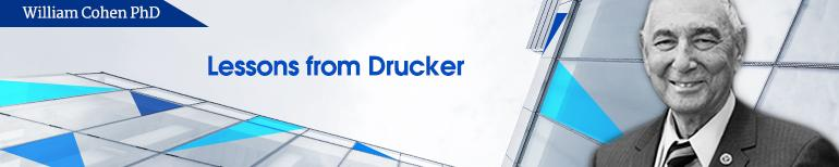Lessons From Drucker