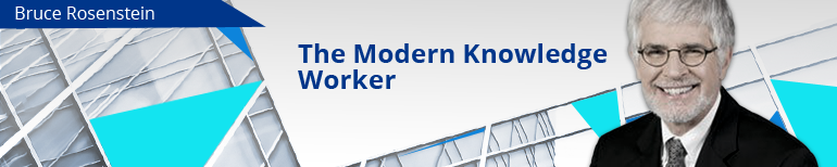 The Modern Knowledge Worker