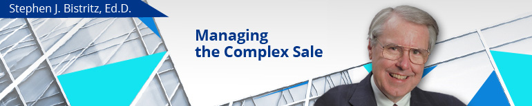 Managing the Complex Sale