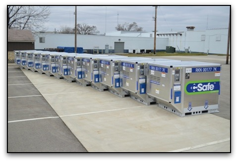 New additions to the CSafe fleet of RKNs