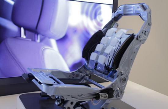 Faurecia Seating Concept