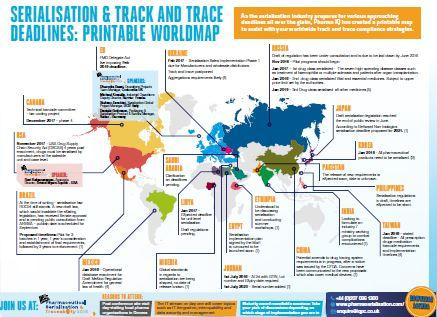 serialisation world map