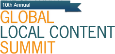 10th Annual Global Local Content Summit