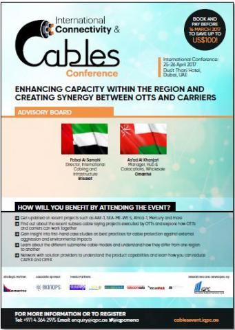 Cables - Agenda