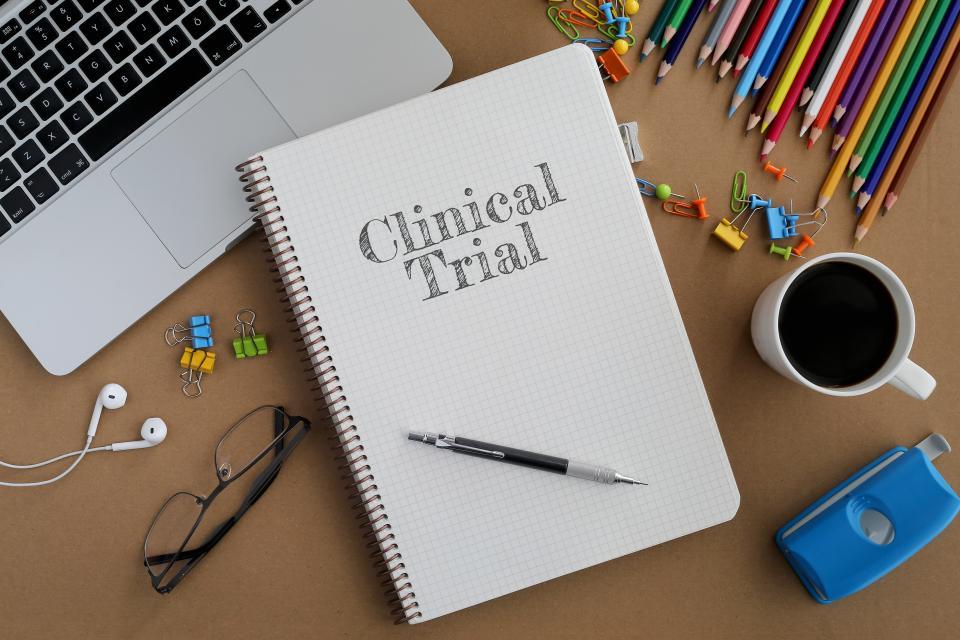 Clinical trial, data, EDC