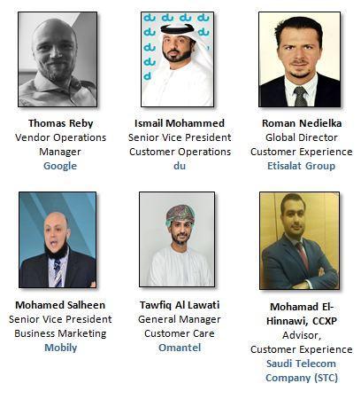 CEM Telecoms 2017 Speaker