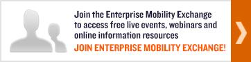 Join Enterprise Mobility Exchange