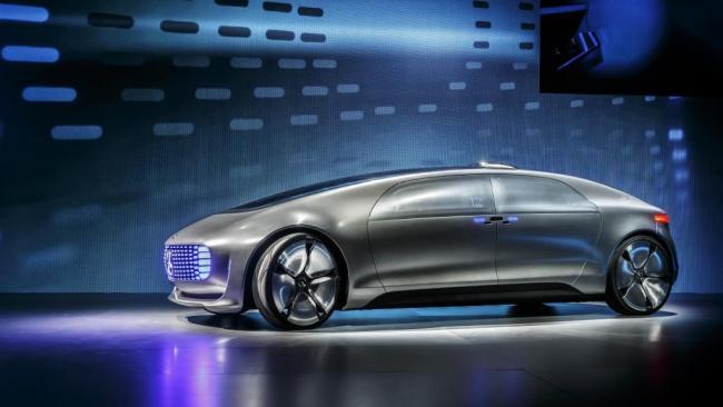 Mercedes-Benz F015 Concept