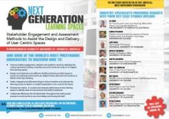Next Gen Learning Spaces