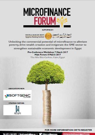 Microfinance - Agenda