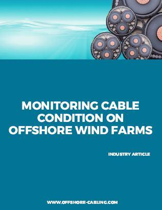 Condition Monitoring for Subsea Cables