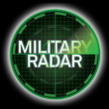Military Radar Logo