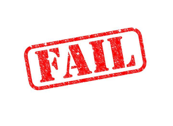 fail 2