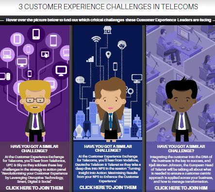 3 customer experience challenges in telecoms