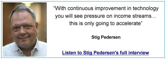 Stig Pedersen quote
