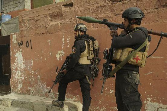 Iraqi-special-forces-in-mosul