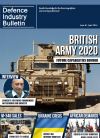 Defence Industry Bulletin, April 2014 (Issue 1)