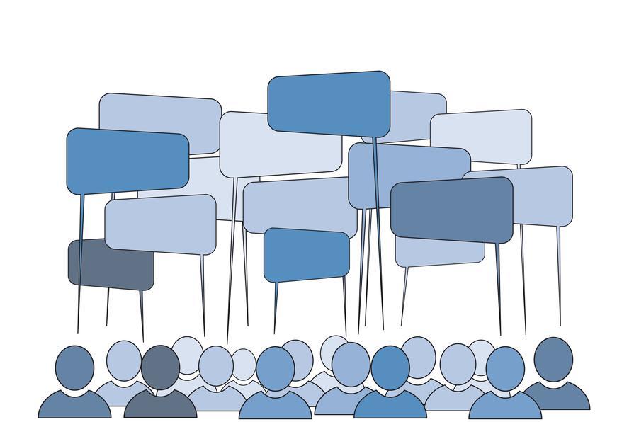 people talking_employee engagement