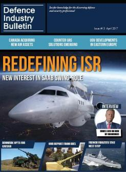 Defence Industry Bulletin, April 2017 (Issue #13)