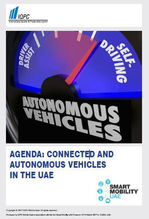 Connected and Autonomous Vehicles in the UAE