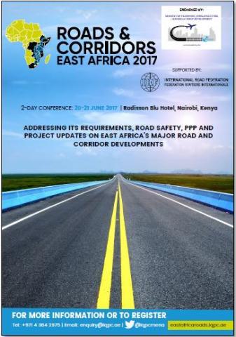 Roads and Corridors - Agenda