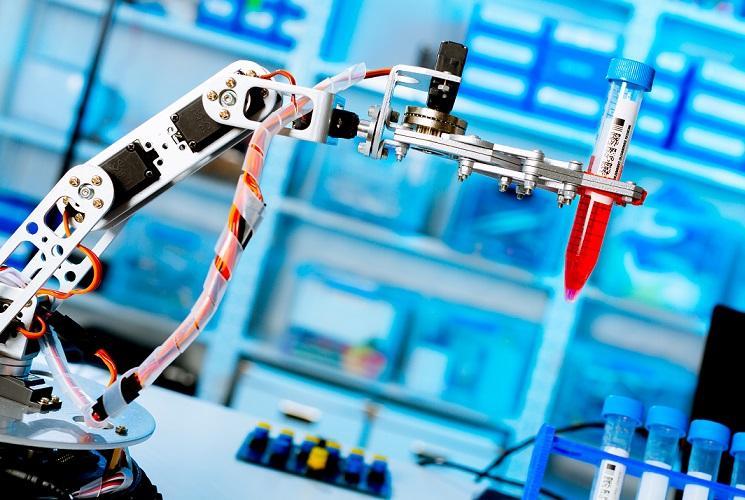 pharma robots