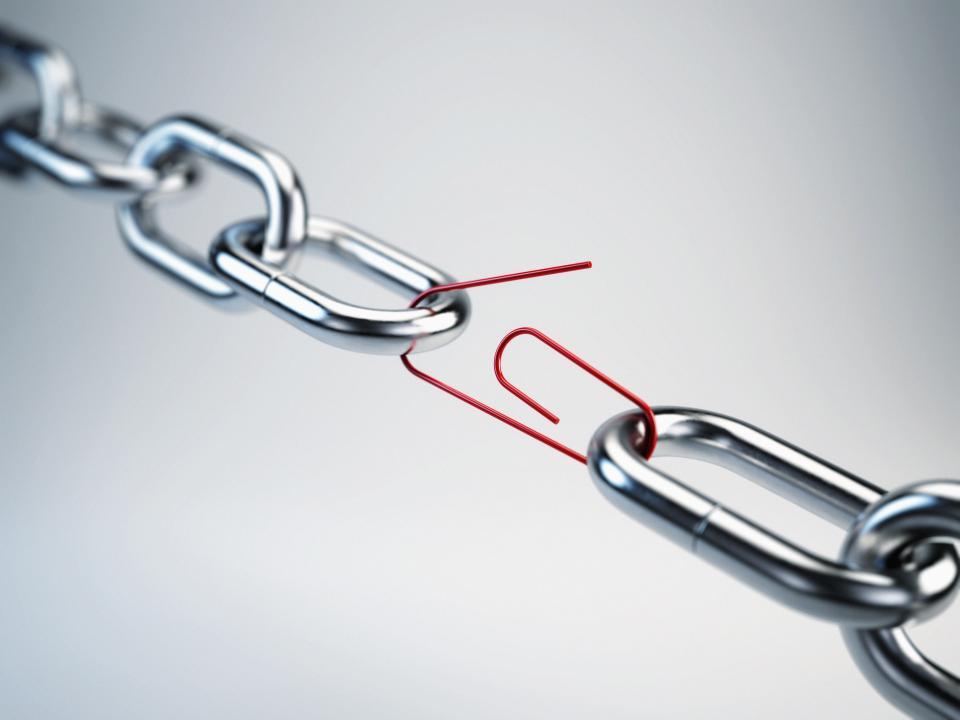 Chain strain big
