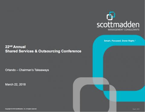 ScottMadden Chair SSOWeek 2018