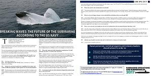 Future submarine US Navy