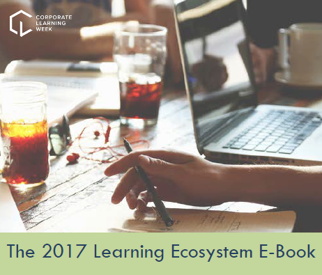 Cover for the 2017 Learning Ecosystem E Book
