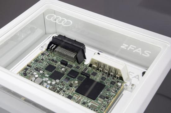 Audi Autopilot Delphi
