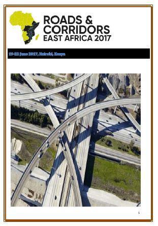 East Africa Roads - Agenda